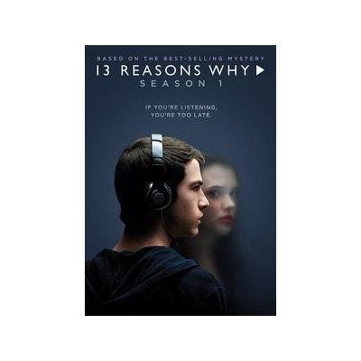 13 Reasons Why Season 1 DVD DVD