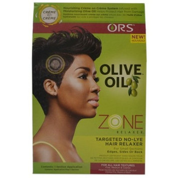 ORS Olive Oil Zone Targeted No-lye Hair Relaxer - 8oz