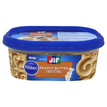 Jif Chocolate Peanut Butter Frosting - 11oz