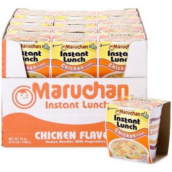 Maruchan Instant Lunch Chicken Flavor - 24/2.25 oz.