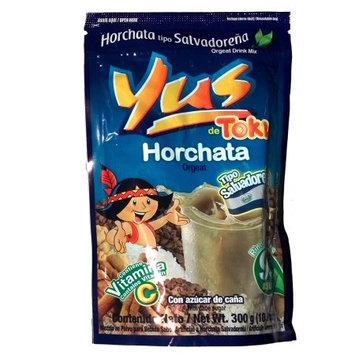 Malher Yus Horchata Powder Drink 12.7 oz (Pack of 6)