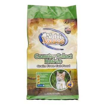 Animal Supply Company TU28207 Nutrisource Grain Free Cat Country Select