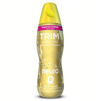 Neuro Trim Drink Tropical Lychee 14.5 oz Plastic Bottles - Pack of 12