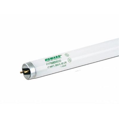 Howard Lighting Products Howard Lighting F25T8-841 25 watts T8 Medium Bi-Pin Linear Fluorescent Lamp