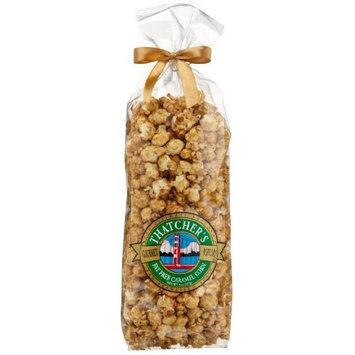 Thatcher's Gourmet Specialties Popcorn, Fat-Free Caramel Corn, 8-Ounce Bags (Pack of 12)