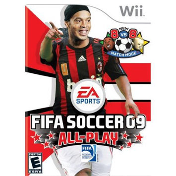 EA FIFA Soccer 09 All-Play Wii