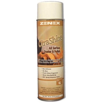 Zenex CitraShine All Surface Duster and Polish - 12 Cans (Case)