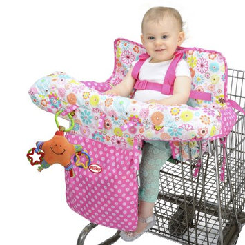 His Juveniles Nuby shopping cart cover- Ditsy Floral