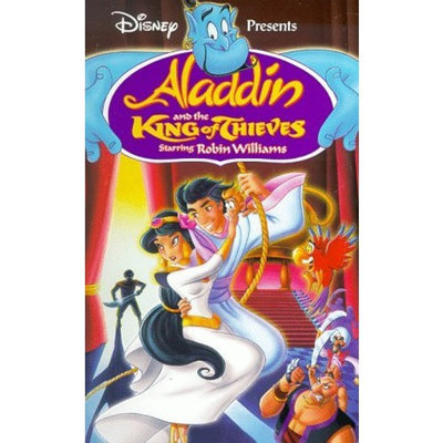 Aladdin and the King of Thieves [VHS]