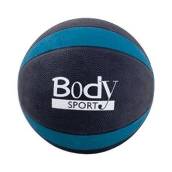 BodySport Medicine Balls-Teal, 12lb, Each