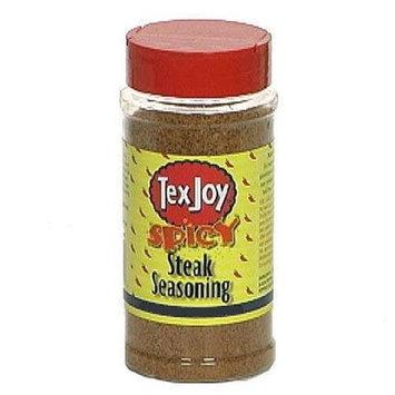 TexJoy SPICY Steak Seasoning, 28 Ounce Bulk Size Shaker Bottle