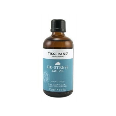 Tisserand Aromatherapy De-Stress Bath Oil De-Stress