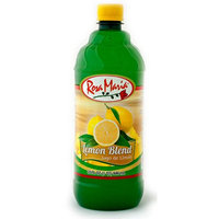 Nac Foods ROSA-LEMON BLEND/ JUGO DE LIMON 12/32 OZ