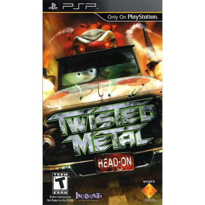 Twisted Metal: Head On GH (Sony PSP)