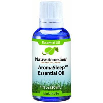 Aswechange NativeRemedies AromaSleep Essential Oil Blend 30mL, 30 mL