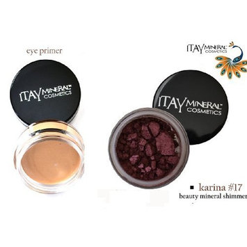 ITAY Beauty Mineral Eye Primer+ 100% Natural Eye Shadow Color #17