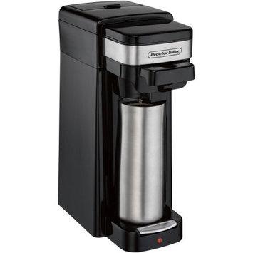 Hamilton Beach Brands, Inc Refurbished Proctor Silex Single-Serve Plus Coffee Maker Model# R1005