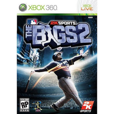 Xbox The Bigs 2 (used)