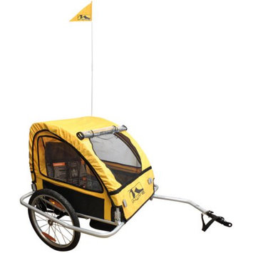 Cycle Source Group, Llc Ventura Alloy Children's Trailer with Suspension