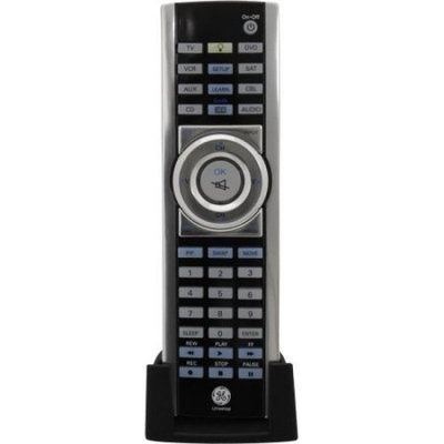 GE Universal Learning Remote Control with EL Backlighting