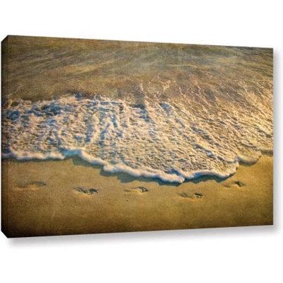 Antonio Raggio 'At Water's Edge' Gallery-Wrapped Canvas