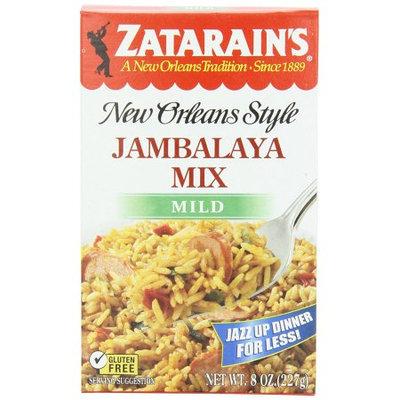 Zatarain's Mild Jambalaya Mix, 8 OZ (Pack of 2)