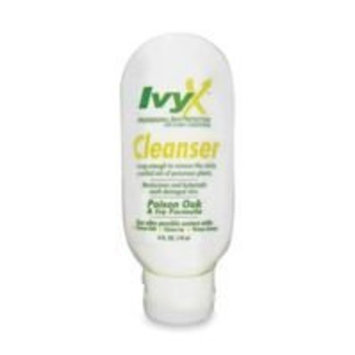 4 Ounce Bottle Ivyx Poison Plant Cleanser