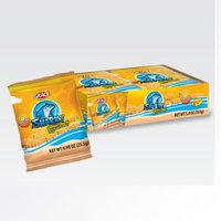 Xel-ha,llc Grace Sharky Cheddar Cheese Cookies 1 oz (6 Cookies) - Galletas de queso (Pack of 9)