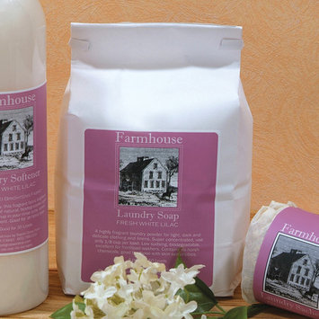 Farmhouse Laundry Soap - Lilac