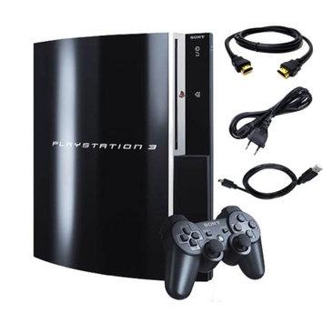 Sony PlayStation 3 System (80GB HD, DualShock 3 Wireless Controller)