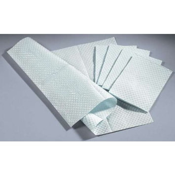 Towel, Pro, Tissue/Poly, 3-Ply, 17X19
