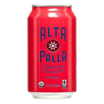Hiball Energy Alta Palla Sparkling Beverage, Black Cherry, 12 Fl Oz