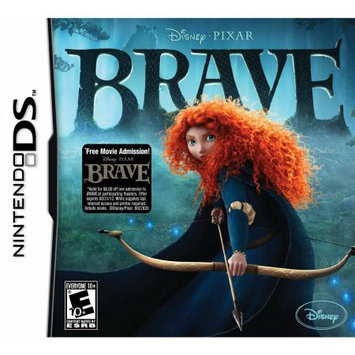 Behaviour Interactive Brave The Video Game (DS) - Pre-Owned