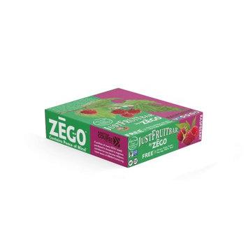 ZEGO Just Fruit Raspberry Bars (12bars/box)
