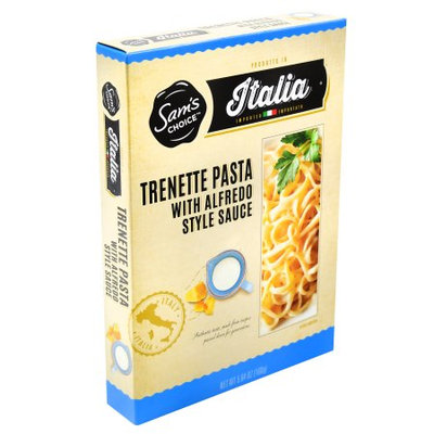 Supplier Generic Sam's Choice Italia Trenette with Alfredo Sauce Meal Kit, 160g