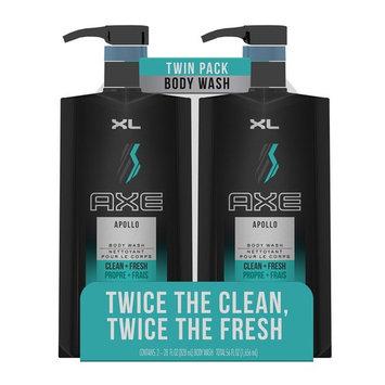 Axe Apollo Body Wash 2 ct./ 28 oz.