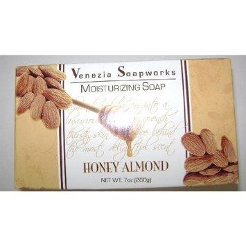 Venezia Soapworks Moisturizing Soap Honey Almond