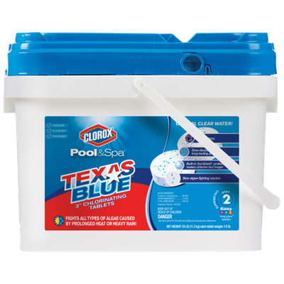 Easy 123 Pool Care Llc Clorox Pool Texas Blue 3