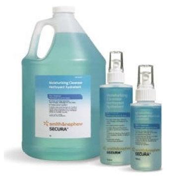 Smith & Nephew Secura Moisturizing Cleanser, 8 fl. oz. Spray Bottle, Each