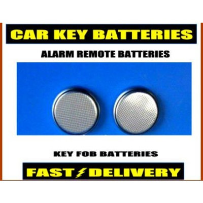 CR2025 Car Key Batteries CR2025 Alarm Remote Fob Batteries 2025