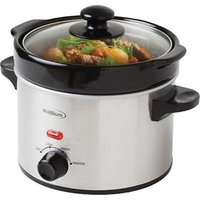 Premium 2 Quart Manual Slow Cooker