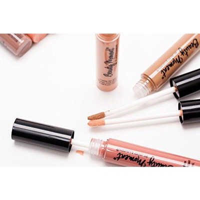 6pcs Matte Lip Gloss Collection All the Nudes Longlasting