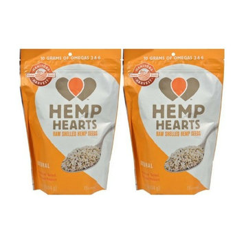 Manitoba Harvest Hemp Seeds, 16.0 Oz, 15 Servings - 2count