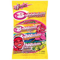 Bubblicious: Assorted 5 Pieces Bubble Gum, 4 Pk