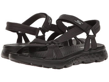 Women's Skechers On the GO 400 Radiance Sandal Black