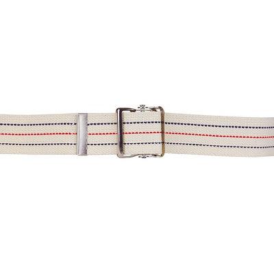 Healthstar Patient Transfer & Walking Gait Belt with Metal Buckle and Belt Loop Holder for Caregiver, Nurse, Therapist, etc. (60