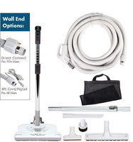 Ace Central Vacuum Kit, 35ft Direct Connect
