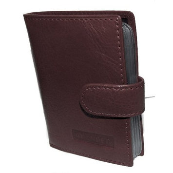 Leather Credit Card Holder by Branded