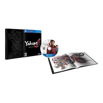 Yakuza 6: The Song Of Life Launch Edition (Playstation 4)