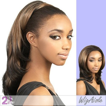 Motown Tress (LG-62) - Synthetic Half Wig in 4F27